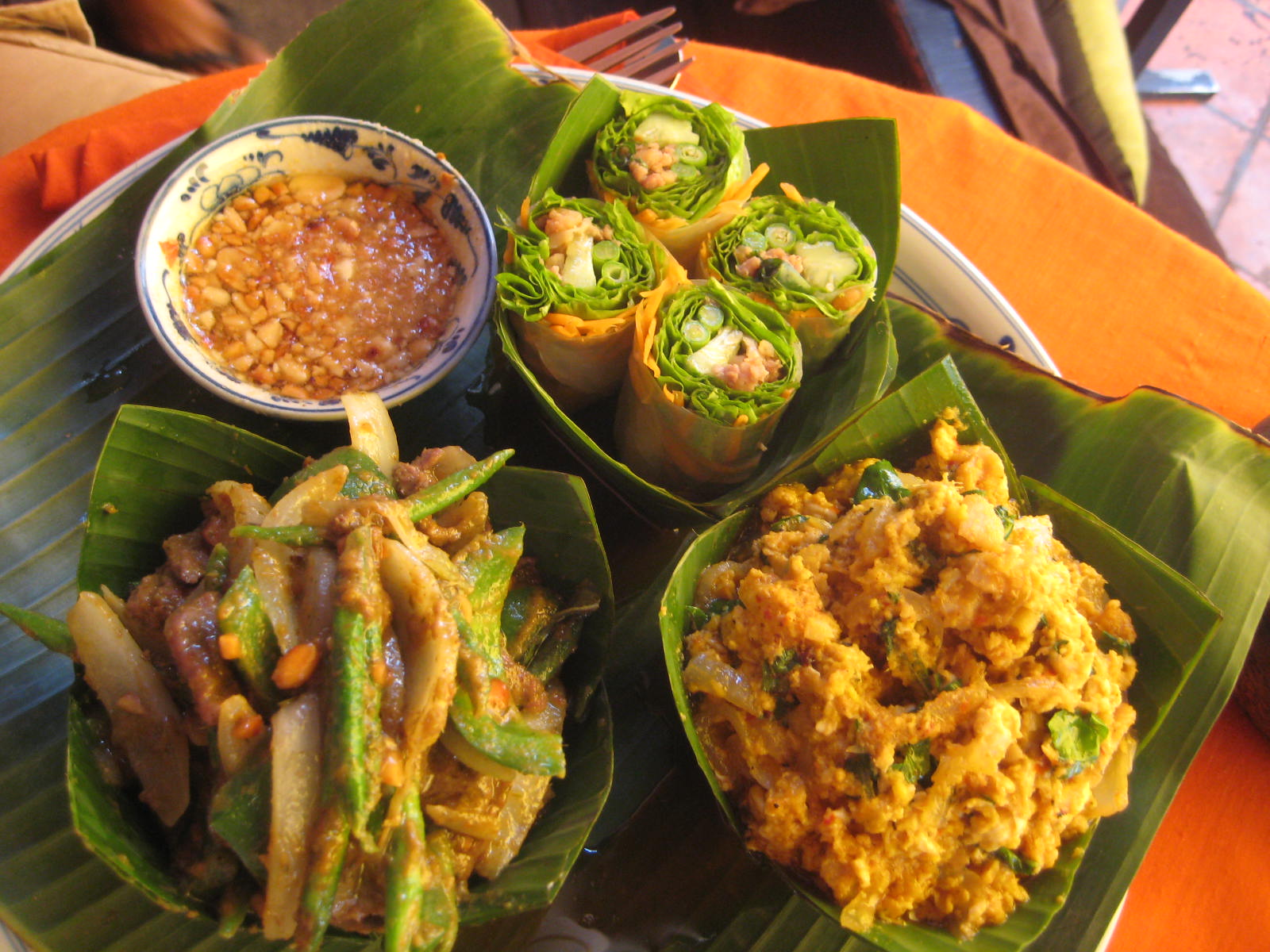 Traditional cambodian food dishes basic facts origins for A taste of cambodian cuisine