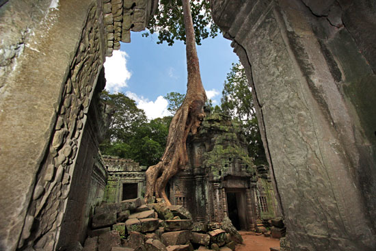 The Temple of Ta Prohm – 2nd